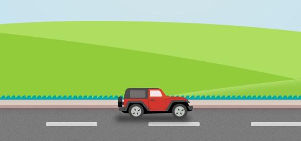 html5-css3-car-animation