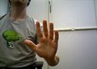 人工智能ColorHandPose3D手指识别技术